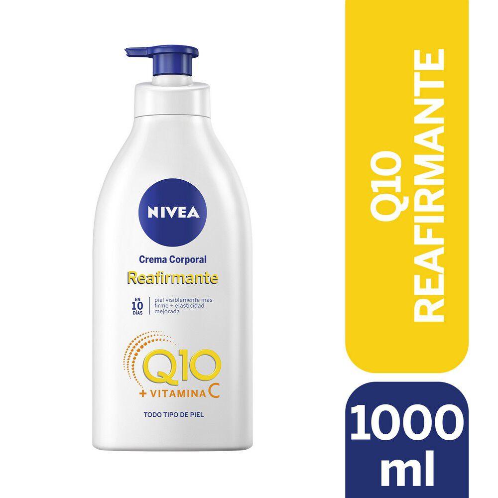 Crema Corporal Reafirmante Q10 1000 mL image number null