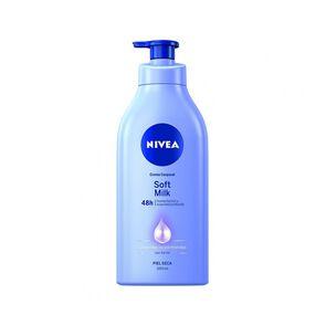 Crema Corporal Soft Milk Piel Seca 1000 mL