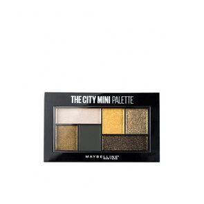 Sombra Ojos The City Mini Palette 420 Urban Jungle 4 gr