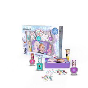 Frozen-Set-Esmalte-de-Uñas-4mL-x-3-+-Brillo-Labial-4grs-+-Stickers-+-Caja.Diam.-image