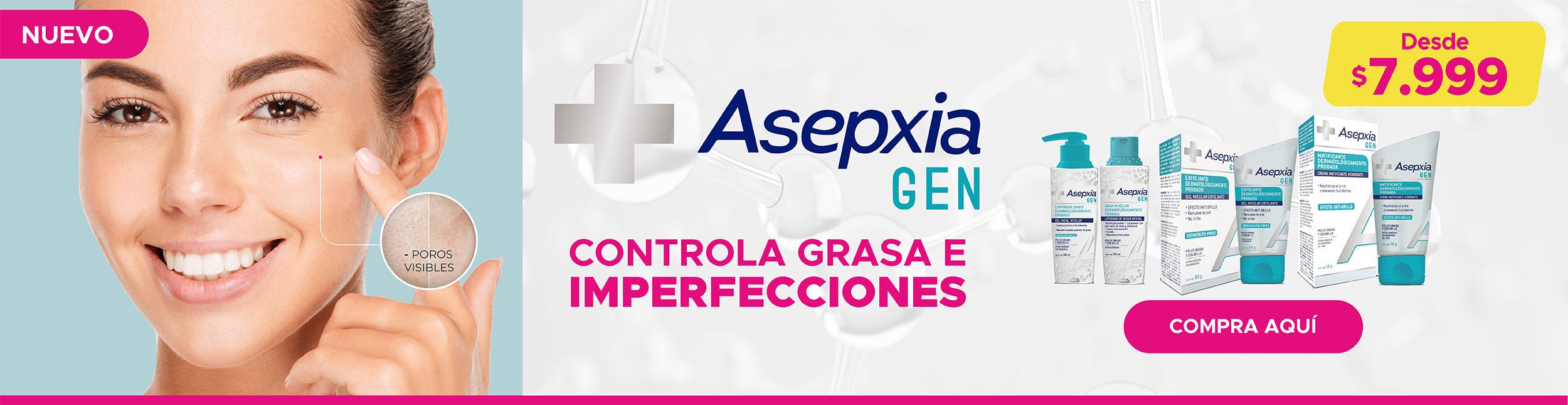 Asepxia gen en Maicao