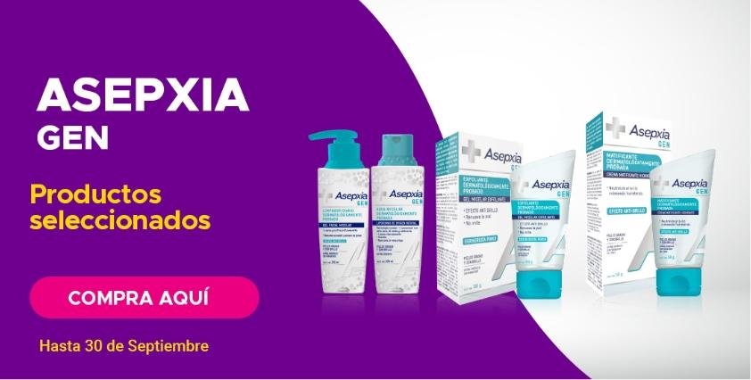 Despacho gratis Asepxia